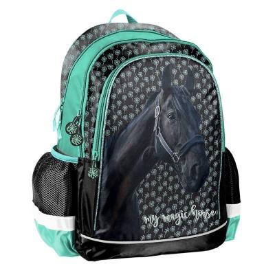 Školní batoh brašna Kůň Magic