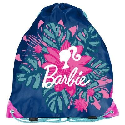 Školní pytel vak sáček Barbie květiny