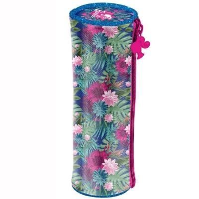 Pouzdro tuba Barbie květiny
