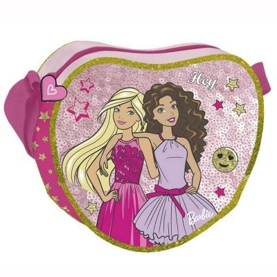 Kabelka srdce Barbie Dreams