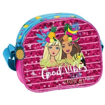 Dívčí kabelka taška přes rameno Barbie Tropical