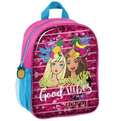 Dětský batoh malý Barbie Tropical
