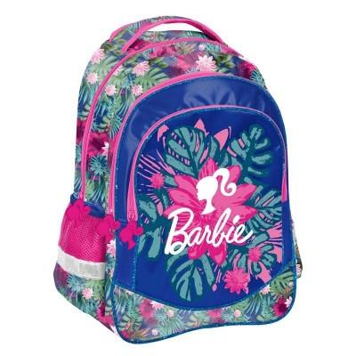 Školní batoh brašna Barbie květiny