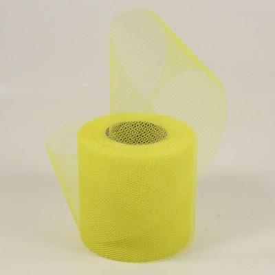 Tylová stuha žlutá 20m x 7,5cm