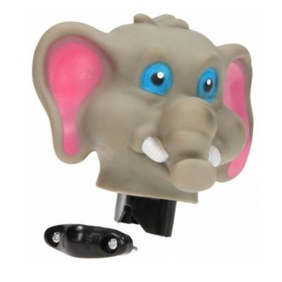 Zvonek na kolo slon 12cm