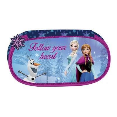 Školní pouzdro taštička Frozen Ledové království Follow