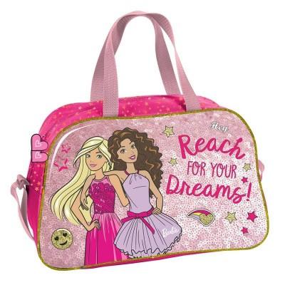 Dětská sportovní taška kabela Barbie Dreams
