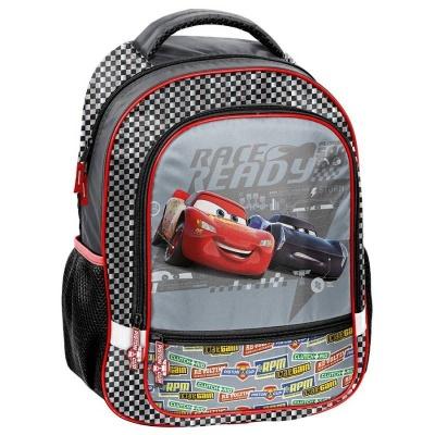 Školní batoh brašna Cars Auta šedý