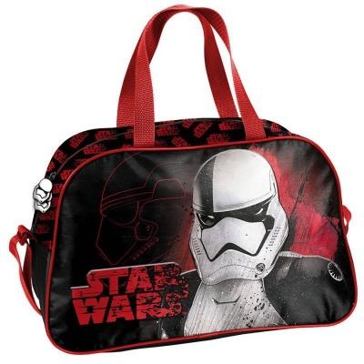 Dětská sportovní taška kabela Star Wars Hvězdné války černá
