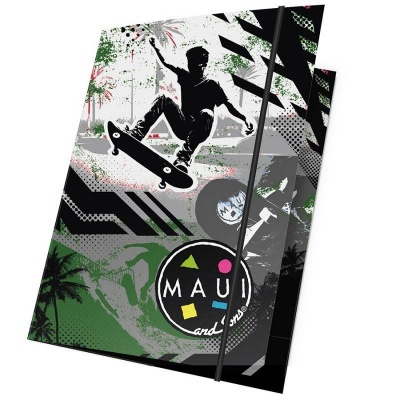 Desky s gumou A4 Maui and Sons Skater