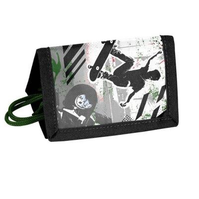 Textilní peněženka Maui and Sons Skater