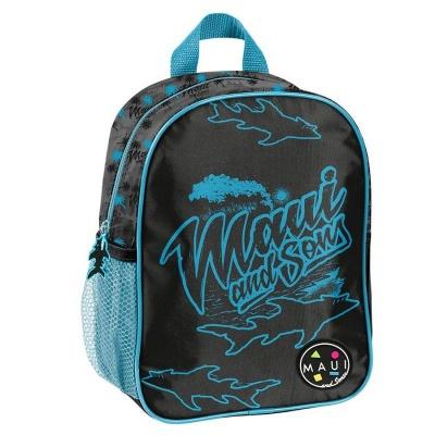 Dětský batoh malý Maui and Sons Black Shark
