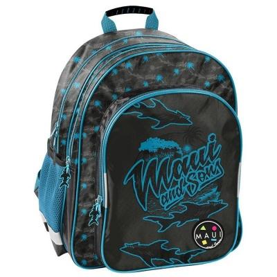 Školní batoh brašna Maui and Sons Black Shark