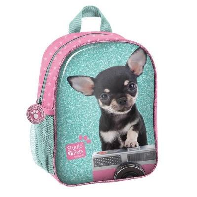 Dětský batoh malý Pejsek čivava s foťákem