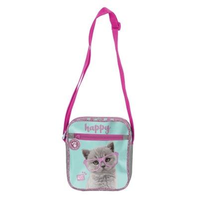 Kabelka taška přes rameno Kočka Happy