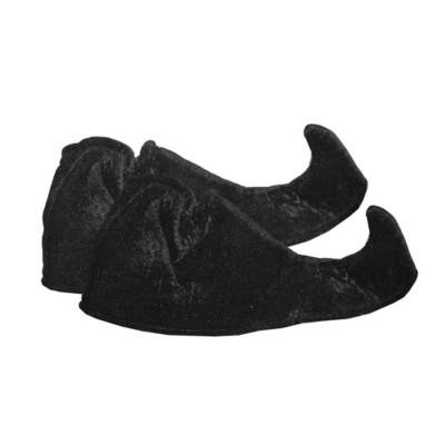 Návleky na boty do špičky - černé