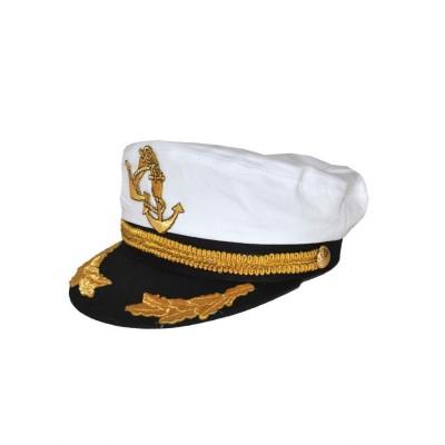 Čepice lodní kapitán
