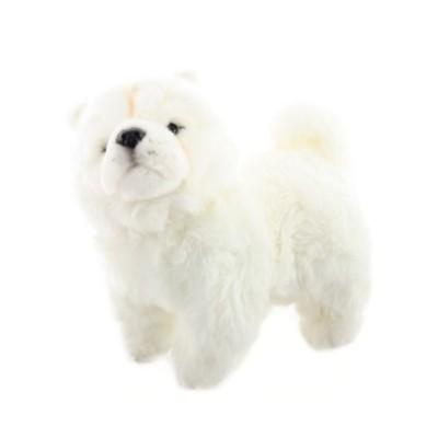 Plyšový pes Čau čau 30cm