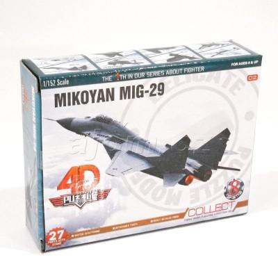 Stavebnice 4D letadlo - Mikoyan MIG-29
