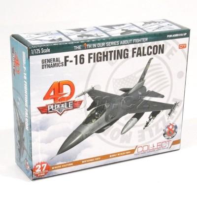 Stavebnice 4D letadlo - F-16 Fighting Falcon