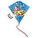 Dětský létající drak Mickey Mouse - 59x56cm