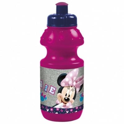 Lahev na pití Minnie fialová 300ml