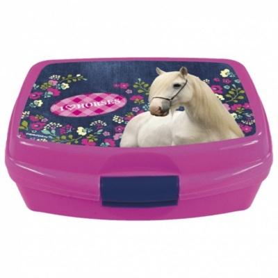 Krabička na svačinu Kůň
