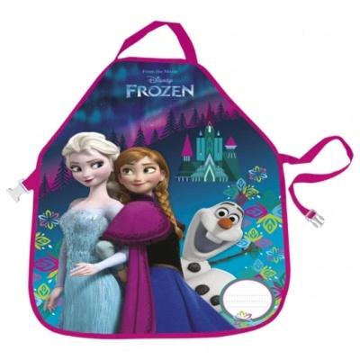 Zástěrka na výtvarnou výchovu Frozen Ledové království