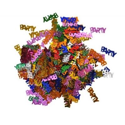 Barevné konfety PARTY