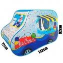 Dětský stan Zmrzlinářské auto