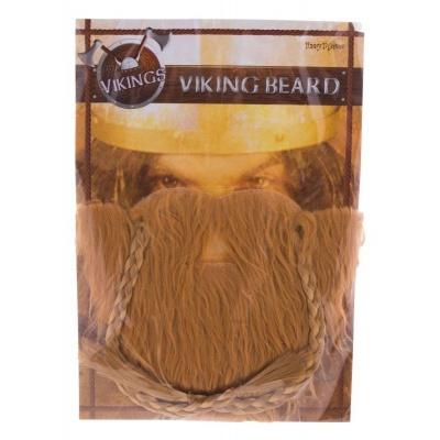 Vousy s copánky Viking