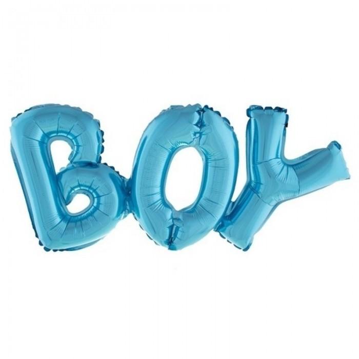Foliový balónek Boy 92 cm