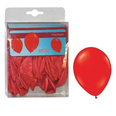 Balónky červené - 40ks