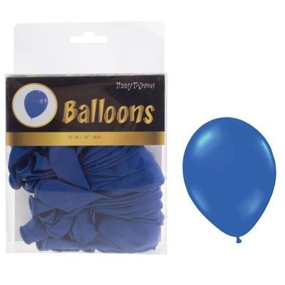 Balónky modré - 40ks