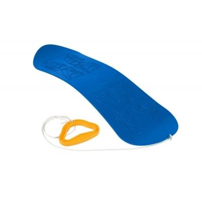 Dětský snowboard SKYBOARD - modrá plastová kluzka