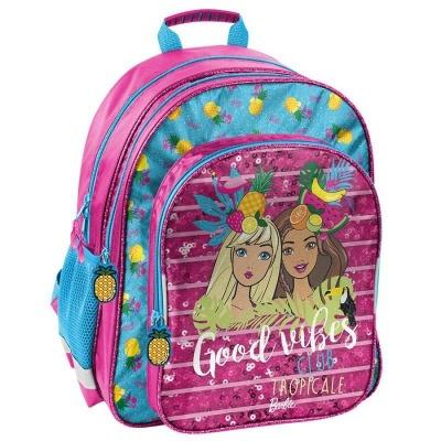 Školní batoh brašna Barbie Tropical