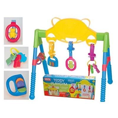 Dětská hrací hrazdička Teddy PlayGym 67x62x49cm
