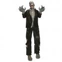 Horor dekorace zombie tmavá 150cm