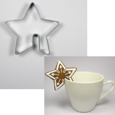 Vykrajovátko Hvězda na hrnek