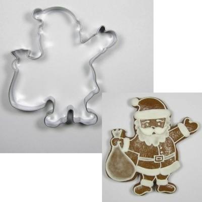 Vykrajovátko Santa Claus