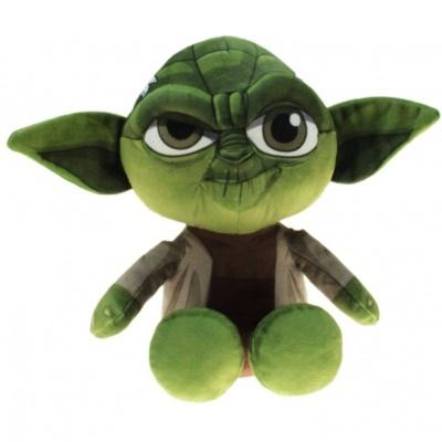 Plyšový Yoda 30cm Star Wars