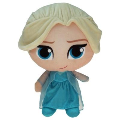 Plyšová panenka Elsa Frozen Ledové království 18cm