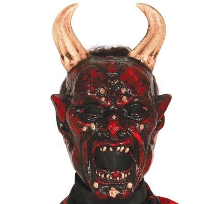 Maska Čert démon