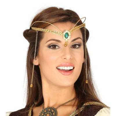 Čelenka koruna elfí královna