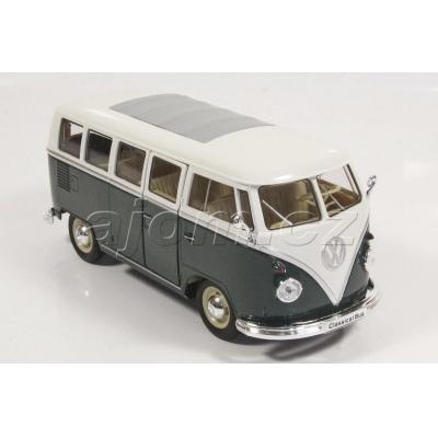 Model auta VW Volkswagen T1 Bus 1963 1:24 Green