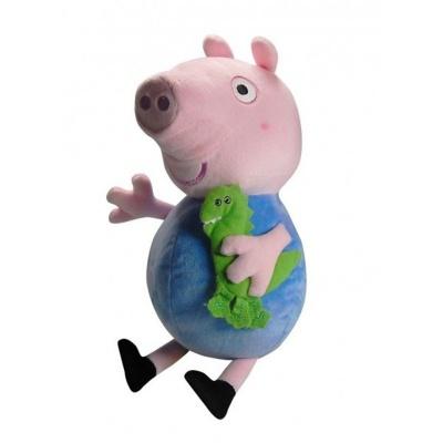 PEPPA PIG - plyšový George s kamarádem 35,5 cm