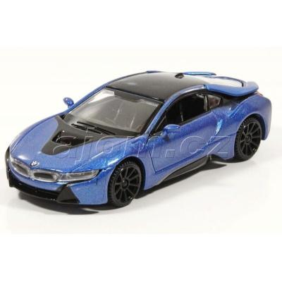 BMW i8 Coupe model auta MotorMax 1:43