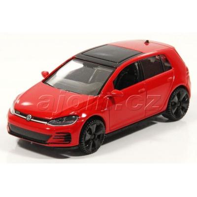 VW Volkswagen Golf A7 GTi model auta MotorMax 1:43