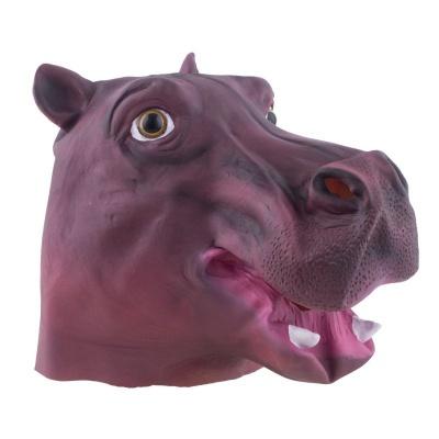 Gumová maska Hroch