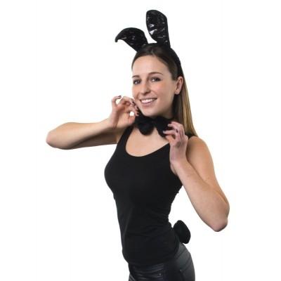 Sada zajíček - černý